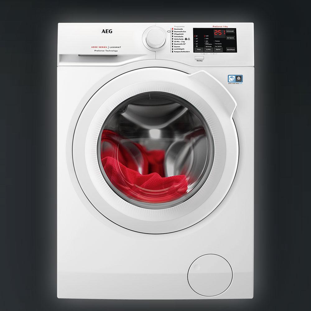 Aeg 6000 Waschmaschinen