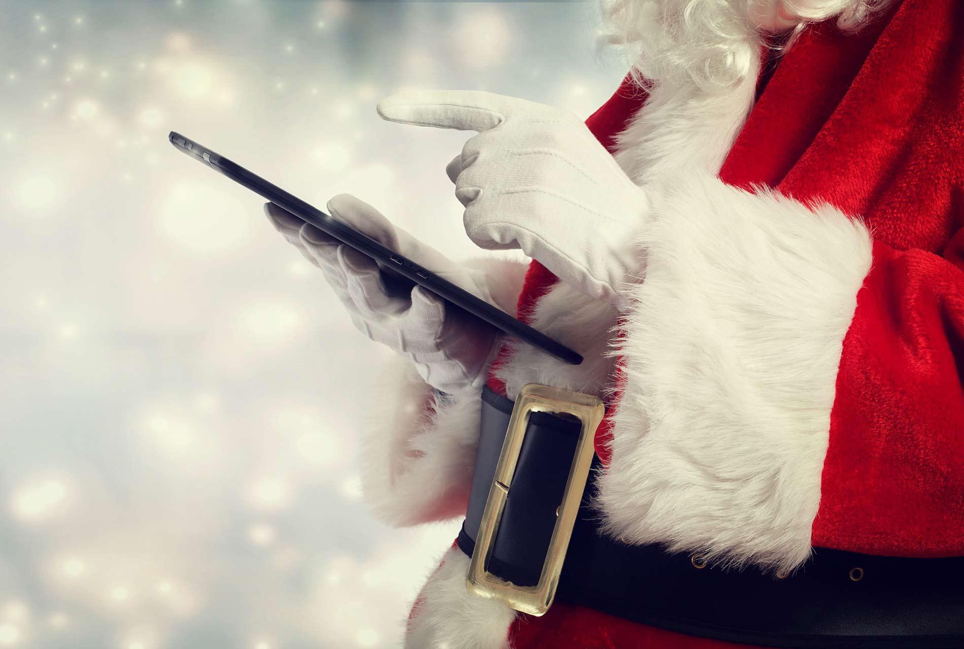 Weihnachten - Wunschliste