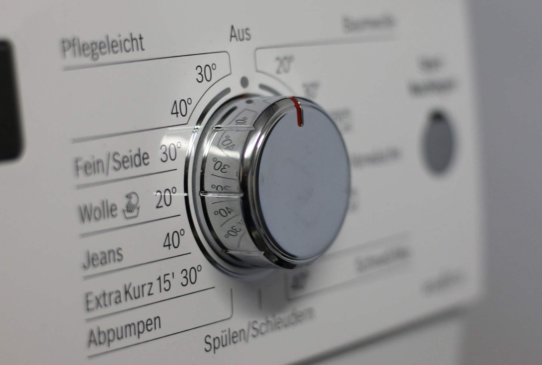 Waschmaschinen - Programme