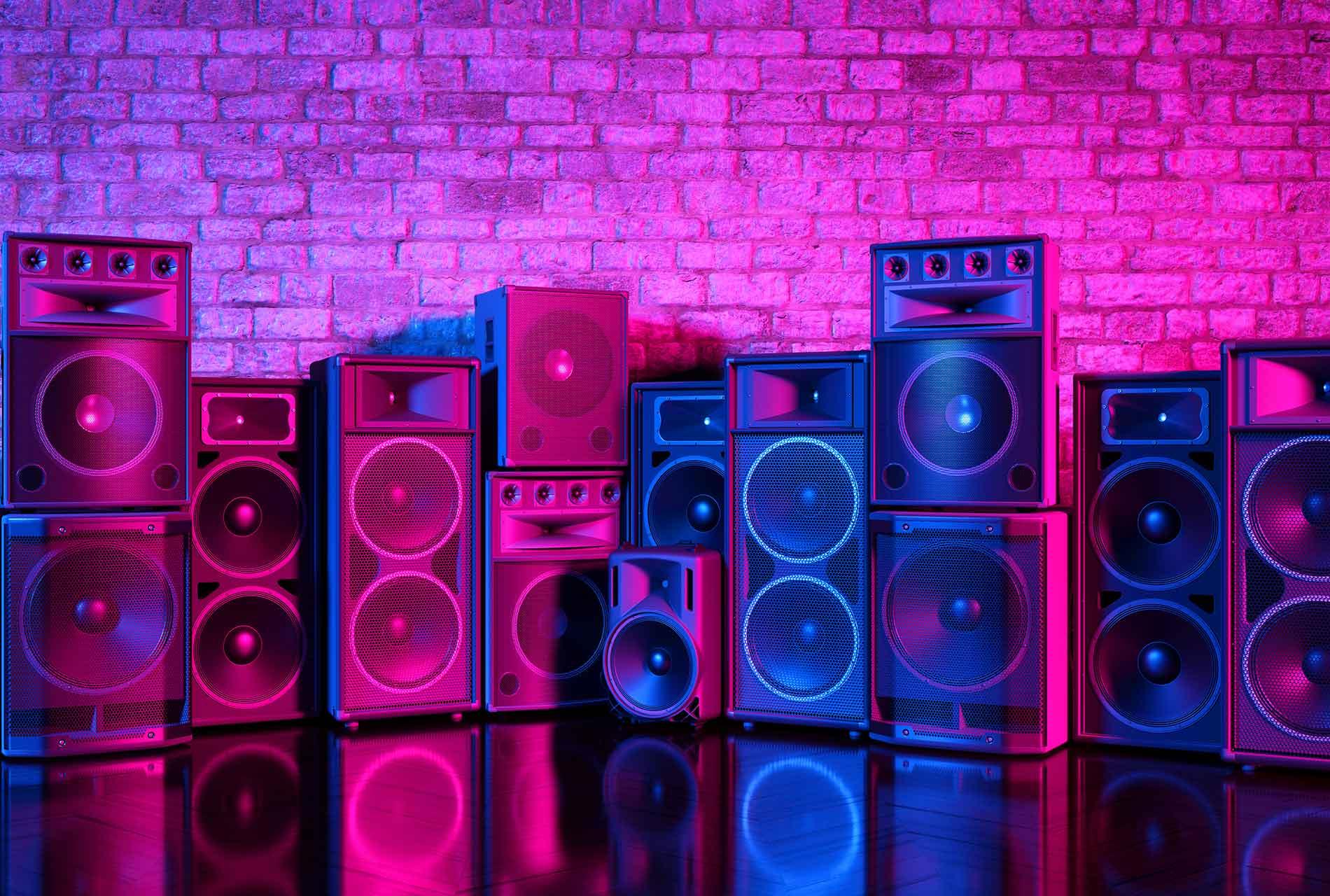 Lautsprecher - Standlautsprecher & Lautsprecherboxe